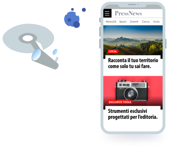 Presscomm Tech: i Leader italiani nella pubblicità online | Home PressNews