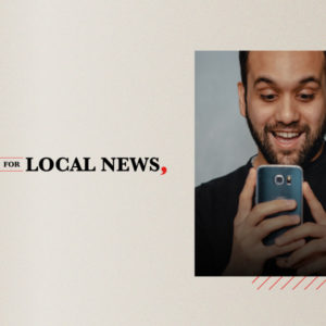 Time for Local News – Cresce la lettura dei quotidiani online
